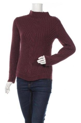 Дамски пуловер Cartoon, Размер XS, Цвят Лилав, 86% полиакрил, 10% полиамид, 4% полиестер, Цена 25,20лв.