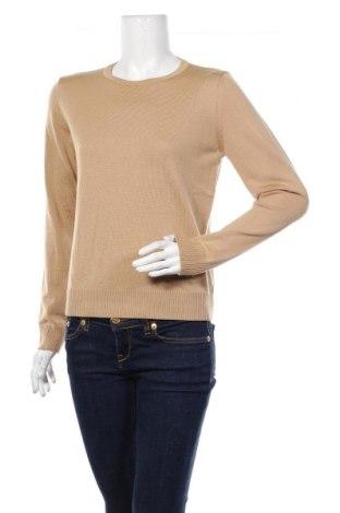 Γυναικείο πουλόβερ Escada, Μέγεθος XS, Χρώμα  Μπέζ, Τιμή 45,47€