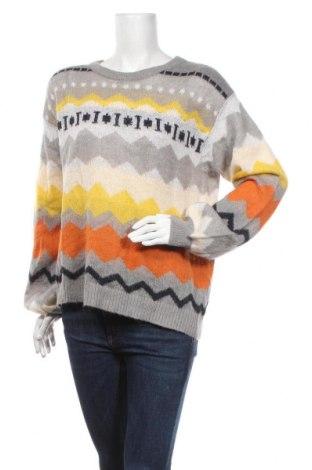 Damski sweter Esprit, Rozmiar L, Kolor Kolorowy, 55%akryl, 30% poliamid, 15% moher, Cena 96,00zł
