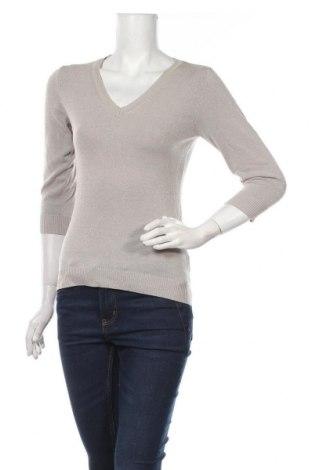 Γυναικείο πουλόβερ H&M, Μέγεθος M, Χρώμα  Μπέζ, 70%ακρυλικό, 30% πολυαμίδη, Τιμή 20,78€