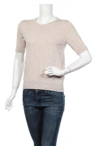 Dámský svetr H&M, Velikost S, Barva Béžová, 70% viskóza, 29% polyamide, 1% bavlna, Cena  510,00Kč
