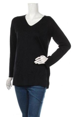 Дамски пуловер Marc O'Polo, Размер S, Цвят Черен, Памук, Цена 116,35лв.