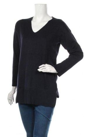 Дамски пуловер Marc O'Polo, Размер M, Цвят Син, Памук, Цена 116,35лв.