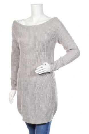 Pulover de femei Missguided, Mărime S, Culoare Gri, Acrilic, Preț 79,58 Lei