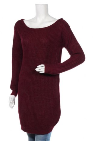 Pulover de femei Missguided, Mărime S, Culoare Roșu, Acrilic, Preț 86,21 Lei