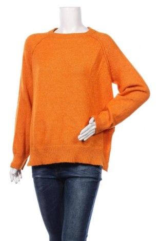 Γυναικείο πουλόβερ Noisy May, Μέγεθος M, Χρώμα Πορτοκαλί, 66%ακρυλικό, 31% πολυεστέρας, 3% ελαστάνη, Τιμή 16,89€
