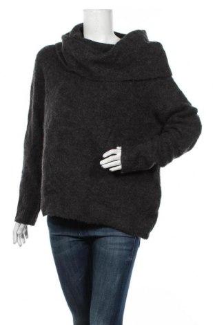 Γυναικείο πουλόβερ ONLY, Μέγεθος L, Χρώμα Γκρί, 49%ακρυλικό, 26% μαλλί, 22% πολυεστέρας, 3% ελαστάνη, Τιμή 18,19€