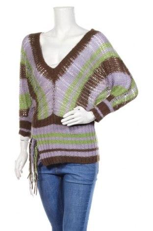 Γυναικείο πουλόβερ Miss Sixty, Μέγεθος S, Χρώμα Πολύχρωμο, 42%ακρυλικό, 30% μοχαίρ, 28% πολυαμίδη, Τιμή 29,23€