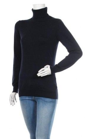 Дамски пуловер Strenesse, Размер M, Цвят Черен, 54% коприна, 17% кашмир, 17% вълна, 12% еластан, Цена 46,50лв.