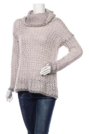 Γυναικείο πουλόβερ United Colors Of Benetton, Μέγεθος XS, Χρώμα Γκρί, 46%ακρυλικό, 14% μαλλί, 14% μαλλί από αλπακά, 13% μοχαίρ, 13% πολυαμίδη, Τιμή 15,59€
