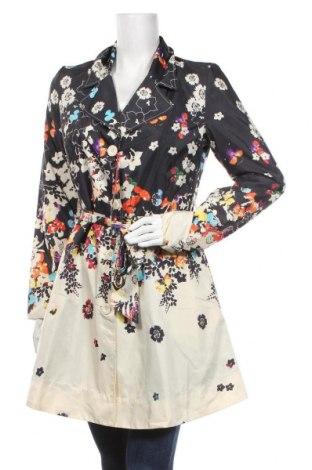 Dámský přechodný kabát  Desigual, Velikost M, Barva Vícebarevné, 100% polyester, Cena  3685,00Kč