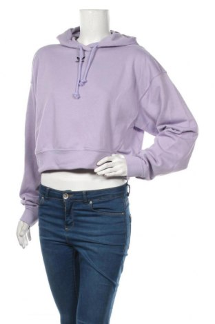 Дамски суичър Adidas, Размер XS, Цвят Лилав, 70% памук, 30% полиестер, Цена 81,90лв.