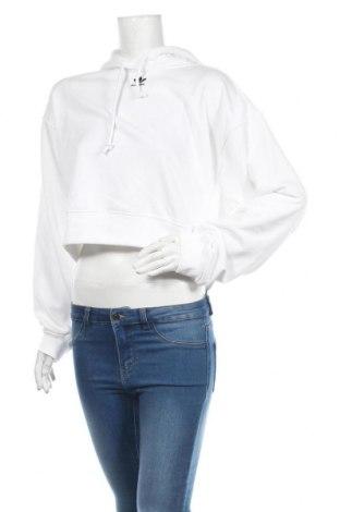 Dámská mikina  Adidas, Velikost XS, Barva Bílá, Bavlna, Cena  1419,00Kč