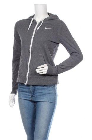 Dámská mikina  Nike, Velikost M, Barva Šedá, 92% bavlna, 8% elastan, Cena  574,00Kč