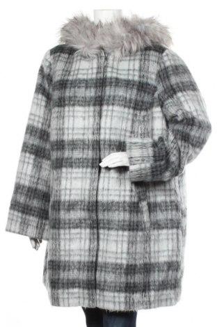 Dámský kabát  C&A, Velikost XXL, Barva Černá, 88% polyester, 12% vlna, Cena  988,00Kč