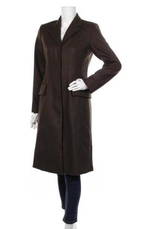 Palton de femei Mango, Mărime M, Culoare Maro, 80% lână, 20% poliamidă, Preț 490,96 Lei