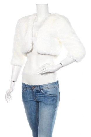 Γυναικείο παλτό Mascara, Μέγεθος S, Χρώμα Λευκό, Ακρυλικό, Τιμή 46,57€