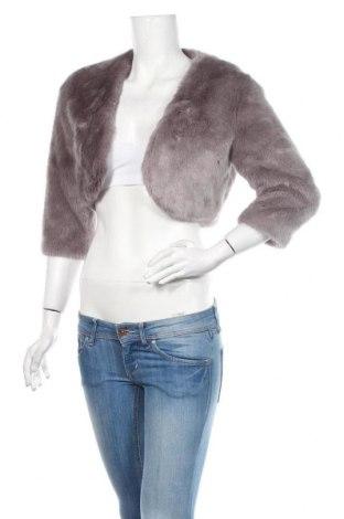 Γυναικείο παλτό Mascara, Μέγεθος S, Χρώμα Γκρί, Ακρυλικό, Τιμή 49,92€