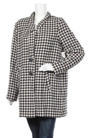 Dámský kabát  Old Navy, Velikost L, Barva Černá, 59% polyester, 20%acryl, 8% viskóza, 6% polyamide, 5% vlákno, 2% vlna, Cena  749,00Kč
