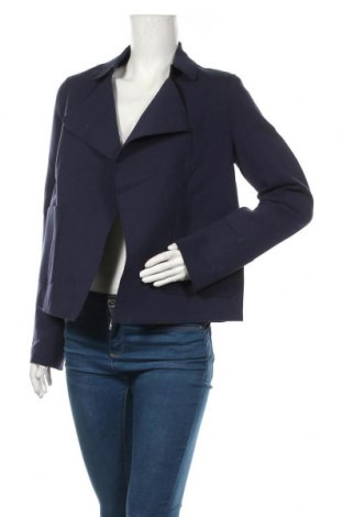 Γυναικείο σακάκι Marc O'Polo, Μέγεθος L, Χρώμα Μπλέ, 86% βαμβάκι, 8% πολυαμίδη, 6% ελαστάνη, Τιμή 93,48€