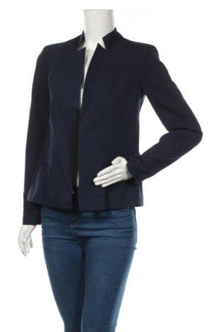 Γυναικείο σακάκι Nife, Μέγεθος S, Χρώμα Μπλέ, 60% πολυεστέρας, 35% βισκόζη, 5% ελαστάνη, Τιμή 46,01€