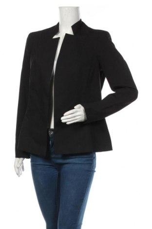 Γυναικείο σακάκι Nife, Μέγεθος XL, Χρώμα Μαύρο, 60% πολυεστέρας, 35% βισκόζη, 5% ελαστάνη, Τιμή 46,01€