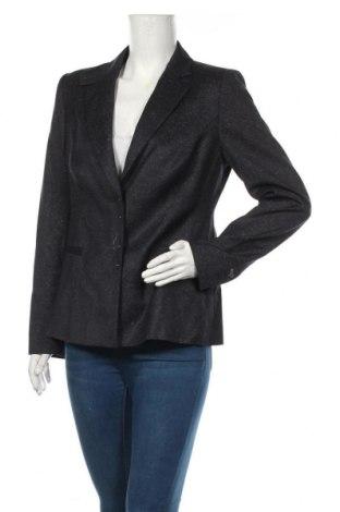 Γυναικείο σακάκι Patrizia Aryton, Μέγεθος M, Χρώμα Μπλέ, 50% πολυεστέρας, 16%ακρυλικό, 16% μαλλί, 12% μαλλί, 5% μετάξι, 1% ελαστάνη, Τιμή 83,43€