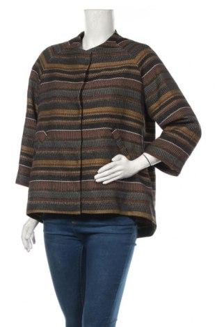 Дамско сако Patrizia Aryton, Размер M, Цвят Многоцветен, 57% полиестер, 32% памук, 11% акрил, Цена 186,75лв.