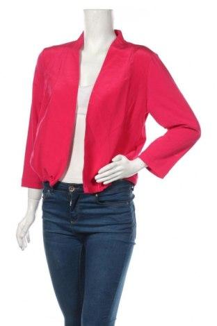 Γυναικείο σακάκι Patrizia Aryton, Μέγεθος M, Χρώμα Ρόζ , 95% βαμβάκι, 5% ελαστάνη, Τιμή 83,43€