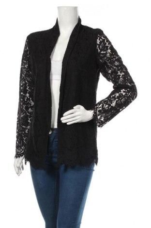 Γυναικείο σακάκι Pieces, Μέγεθος M, Χρώμα Μαύρο, Πολυαμίδη, Τιμή 38,27€