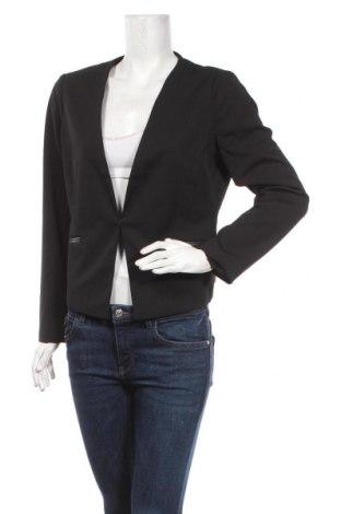 Dámské sako  S.Oliver, Velikost M, Barva Černá, 96% polyester, 4% elastan, Cena  1185,00Kč