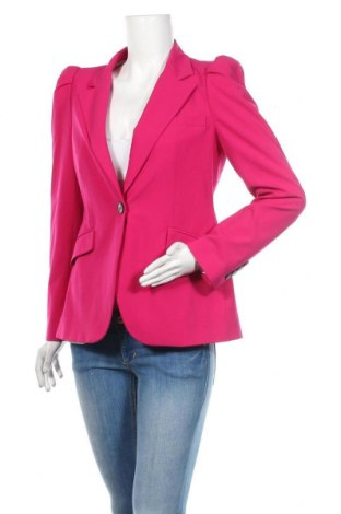 Dámské sako  Zara, Velikost L, Barva Růžová, Polyester, Cena  634,00Kč