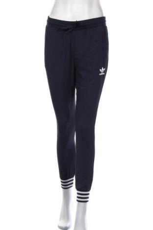 Dámské tepláky Adidas Originals, Velikost S, Barva Modrá, Polyester, Cena  686,00Kč
