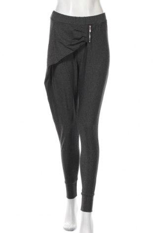 Pantaloni trening de femei Fj, Mărime S, Culoare Gri, 95% viscoză, 5% elastan, Preț 141,68 Lei