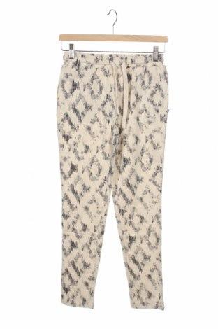 Pantaloni trening de femei Le Temps Des Cerises, Mărime XS, Culoare Ecru, 70% bumbac, 30% poliester, Preț 141,68 Lei