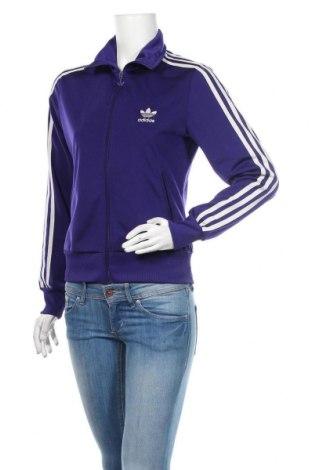 Dámský sportovní vrch  Adidas Originals, Velikost M, Barva Fialová, Polyester, Cena  574,00Kč