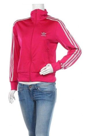 Dámský sportovní vrch  Adidas Originals, Velikost M, Barva Růžová, Polyester, Cena  574,00Kč