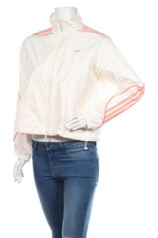 Дамско спортно яке Adidas Originals, Размер M, Цвят Екрю, Полиестер, Цена 134,25лв.
