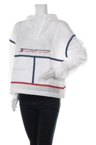 Дамско спортно яке Tommy Hilfiger, Размер M, Цвят Бял, Полиестер, Цена 216,75лв.