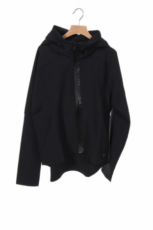 Дамско спортно яке Under Armour, Размер XS, Цвят Черен, 87% полиестер, 13% еластан, Цена 164,25лв.
