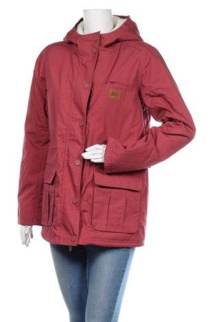 Γυναικείο μπουφάν Billabong, Μέγεθος M, Χρώμα Ρόζ , 65% πολυεστέρας, 35% βαμβάκι, Τιμή 79,02€