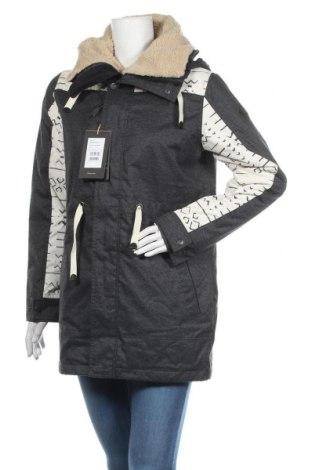 Γυναικείο μπουφάν Burton, Μέγεθος S, Χρώμα Γκρί, Πολυεστέρας, Τιμή 157,14€