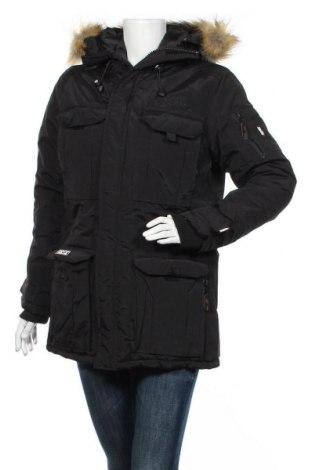 Γυναικείο μπουφάν Canadian Peak, Μέγεθος L, Χρώμα Μαύρο, Πολυαμίδη, Τιμή 103,53€