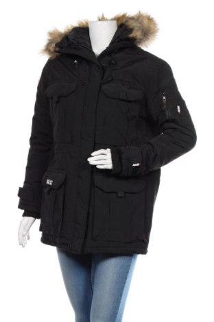 Γυναικείο μπουφάν Canadian Peak, Μέγεθος S, Χρώμα Μαύρο, 100% πολυαμίδη, Τιμή 103,53€