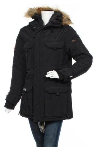 Γυναικείο μπουφάν Canadian Peak, Μέγεθος XL, Χρώμα Μαύρο, Πολυαμίδη, Τιμή 106,88€