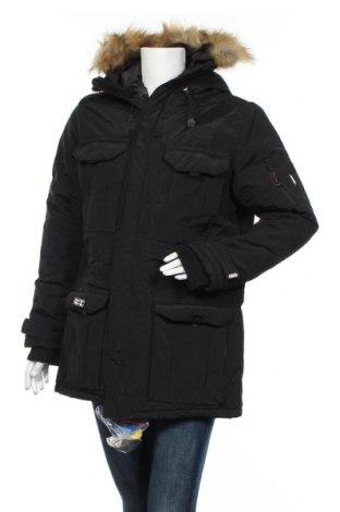 Γυναικείο μπουφάν Canadian Peak, Μέγεθος XL, Χρώμα Μαύρο, Πολυαμίδη, Τιμή 93,48€