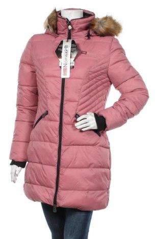 Дамско яке Geographical Norway, Размер M, Цвят Розов, Полиамид, Цена 246,75лв.