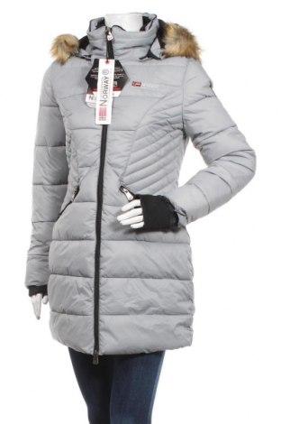 Dámská bunda  Geographical Norway, Velikost S, Barva Šedá, Polyamide, polyester, Cena  3576,00Kč