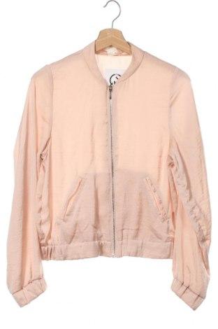 Dámská bunda  H&M, Velikost XS, Barva Růžová, Polyester, Cena  670,00Kč
