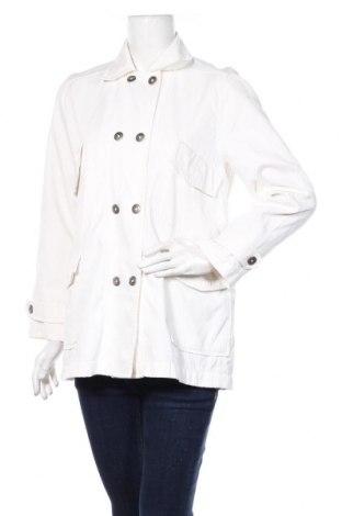 Γυναικείο μπουφάν Joop!, Μέγεθος S, Χρώμα Λευκό, 53% βαμβάκι, 47% πολυαμίδη, Τιμή 70,98€